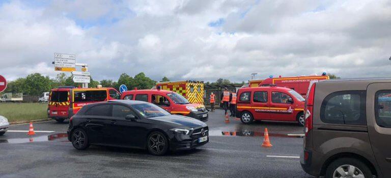 Villecresnes: des accidents en série questionnent la dangerosité de la RN 19