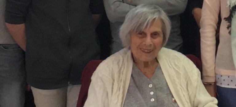 Nogent-sur-Marne: la résistante Colette Brull-Ulmann décédée à 101 ans