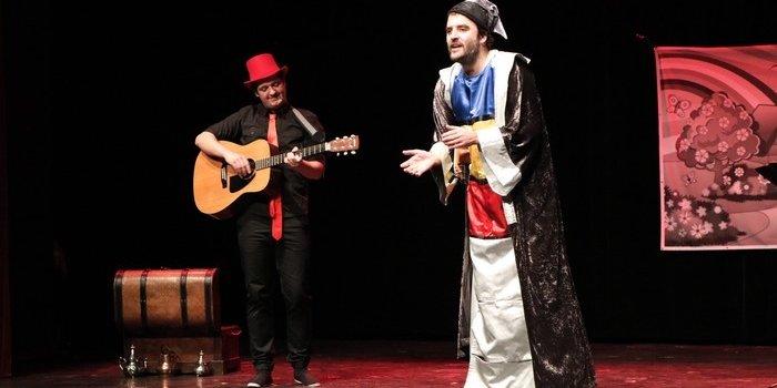 Le magicien des couleurs: spectacle à Joinville-le-Pont