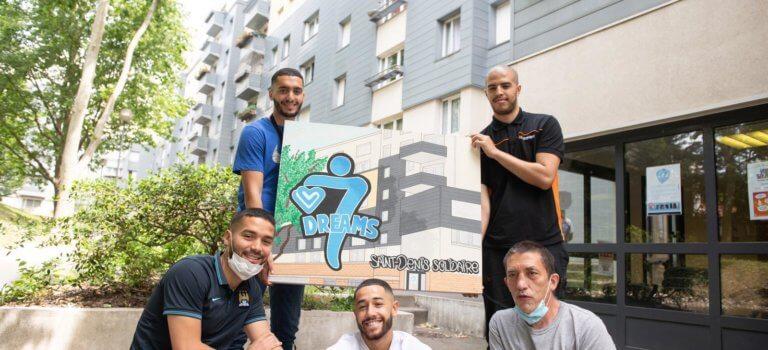 Euro de football: Saint-Denis inaugure sa fan zone
