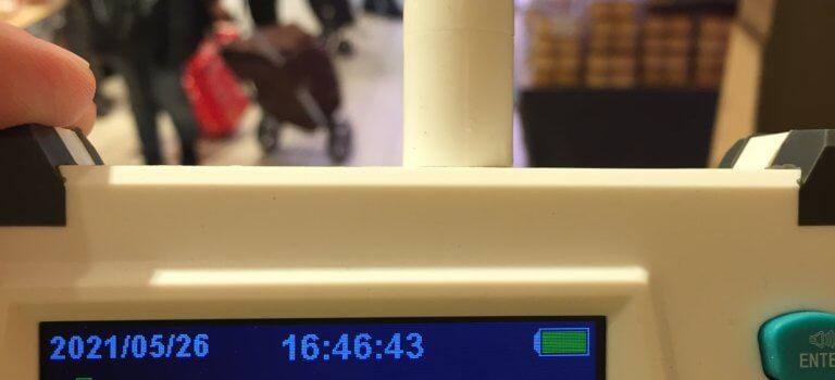 Le Kremlin-Bicêtre: il alerte sur l'insuffisance d'aération à Auchan Okabé