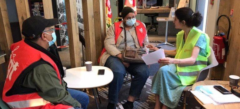 Nettoyage: l'hôtel Ibis Clichy internalise des employés à l'issue d'une grève éclair