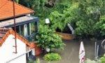 Le Val-de-Marne violemment touché par les orages