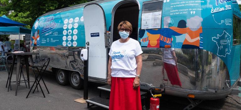 La Caravane Tous aidants s'élance en Seine-Saint-Denis