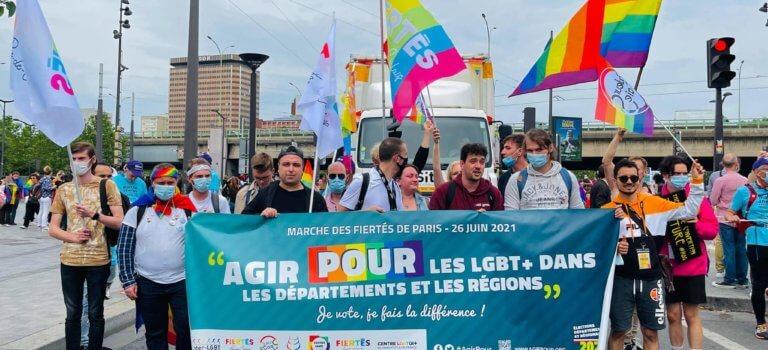 De Pantin à République: gros succès pour la marche des fiertés