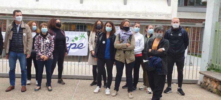 Champigny-sur-Marne: menace de fermeture de classe au collège Rol-Tanguy