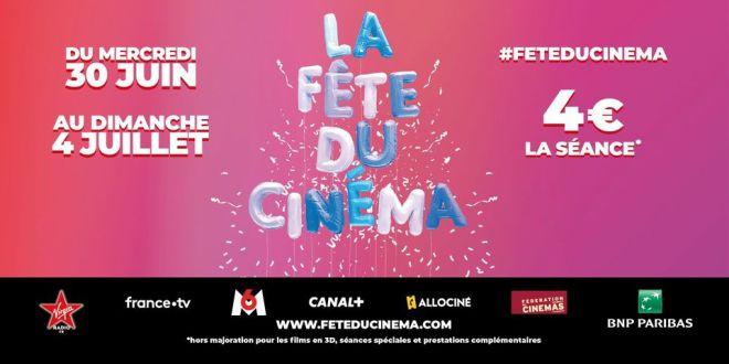 Fête du cinéma à Arcueil