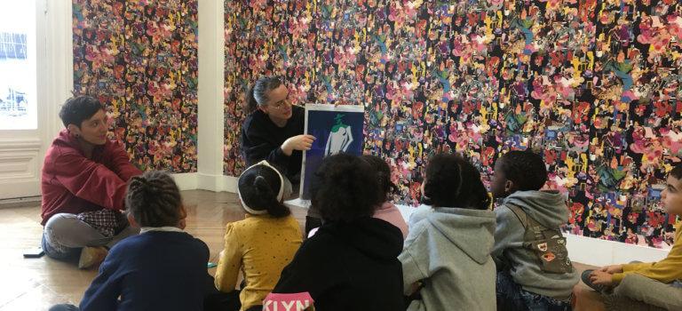Noisy-le-Sec: La Galerie labellisée centre d'art contemporain d'intérêt national