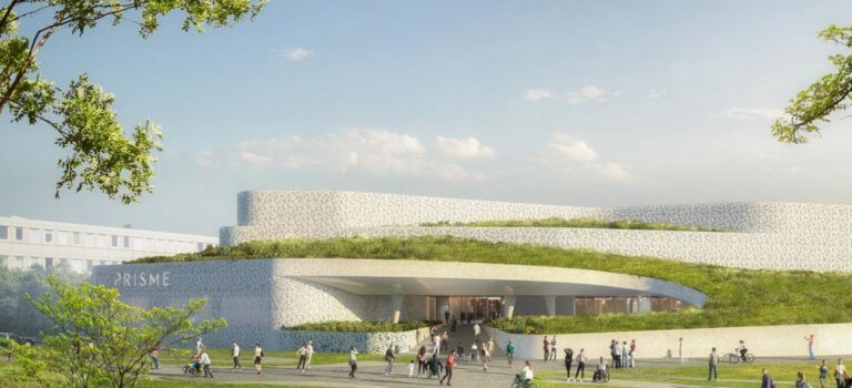 Bobigny: le 1er espace 100% dédié au handisport attendu en mai 2024