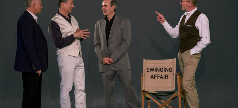 Swingin'Affair fait sa B.O – Concert à Chevilly-Larue