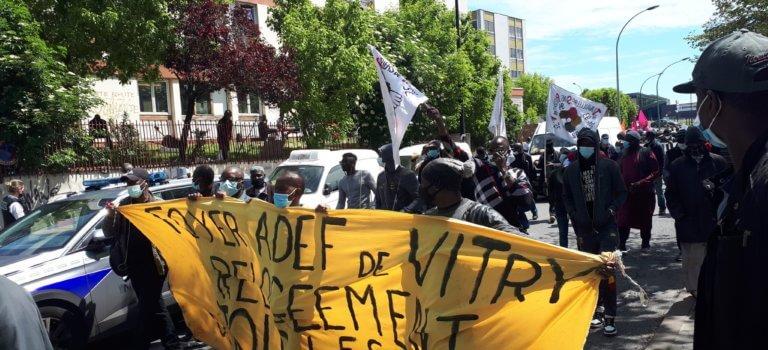 Vitry-sur-Seine: sortie de crise au foyer Manouchian