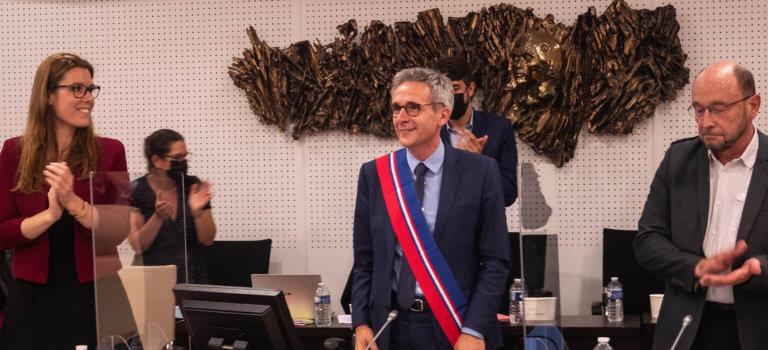 Stéphane Troussel réélu à la tête de Seine-Saint-Denis