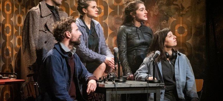 Fahrenheit 451: théâtre à Villejuif