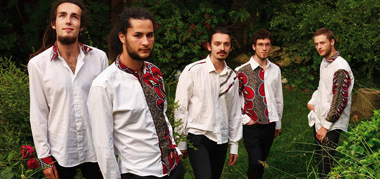 Mahaba: concert de reggae à Fontenay-sous-Bois