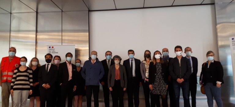 Val-de-Marne: des projets associatifs d'aide alimentaire lauréats du plan de relance