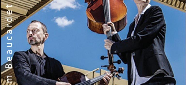 Concert d'Anne Gastinel et Xavier Philips sur les pas d'Offenbach à Saint-Maurice