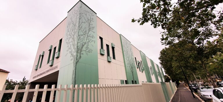 Champigny-sur-Marne: la crèche René Rousseau joue l'ergonomie