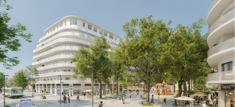 Eiffage aménagera la zac Lallier – Gare des trois communes à L'Haÿ-les-Roses