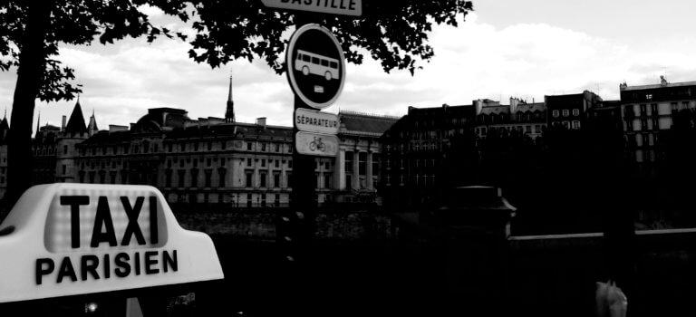 Paris à l'heure des 30 km/heure