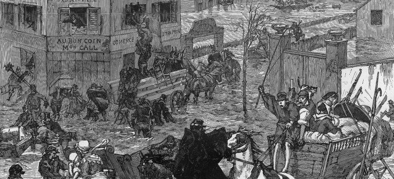Les révoltes du ciel. Une histoire du changement climatique (XVe-XXe siècles) à Créteil