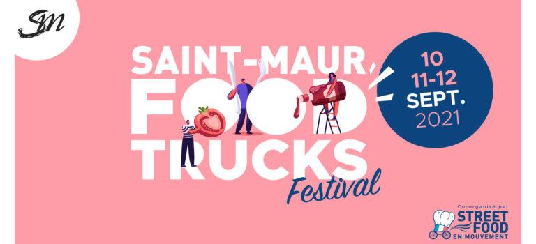 Saint-Maur Food Trucks Festival