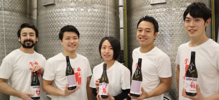 Wakaze à Fresnes: le saké made in Val-de-Marne cartonne