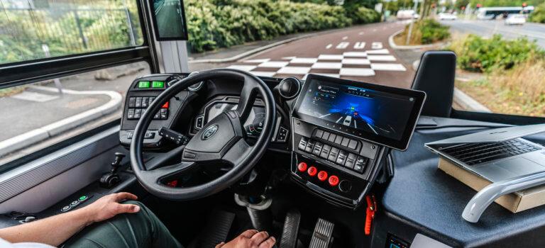 Val-de-Marne: le bus 393 circulera sans conducteur à l'automne 2022