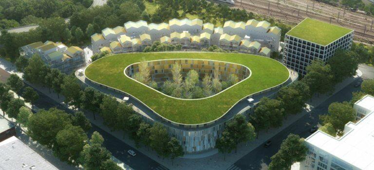 Créteil: le campus étudiant va prendre forme sur l'ancien centre de tri postal
