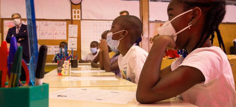 Fournitures scolaires gratuites à Clichy-sous-Bois