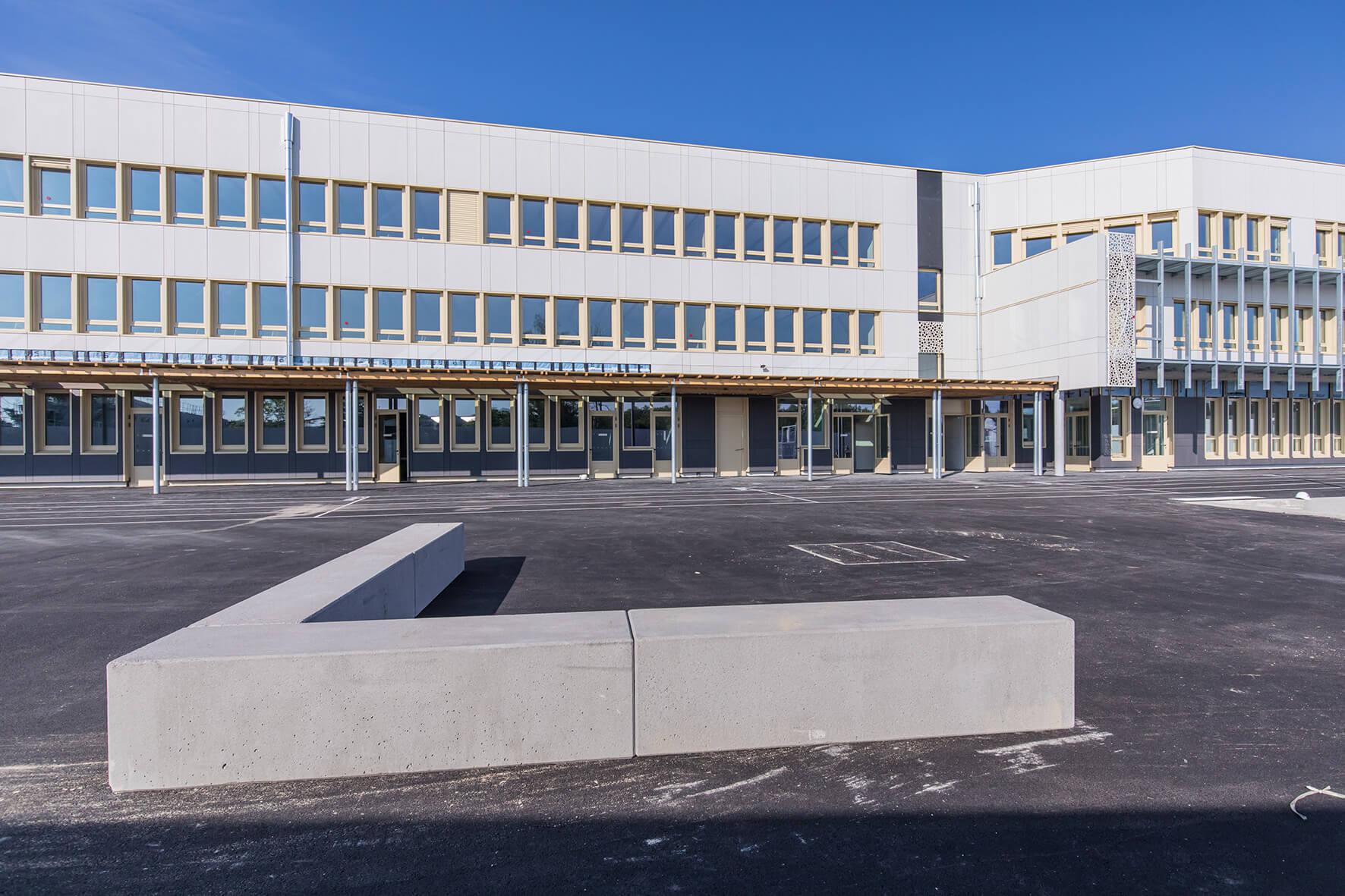Rentrée des classes 2021: Samuel Paty, le 106 ème collège du Val-de-Marne