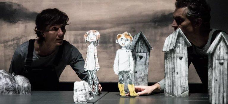 Hématomes(s) – Théâtre d'ombres et de silhouettes à Fontenay-sous-Bois