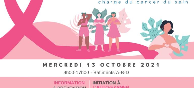 Octobre rose au CHI Créteil