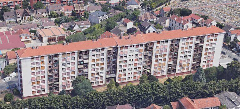 Champigny-sur-Marne:  enquête publique pour l'expropriation de la résidence Gabriel Péri