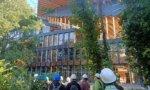L'Office national des forêts a dévoilé son futur siège tout en bois à Maisons-Alfort