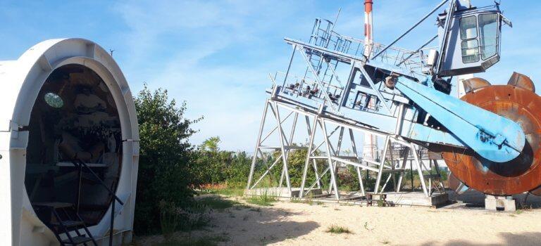 Vitry-sur-Seine: les adieux artistiques de Tangible à l'ancienne centrale EDF