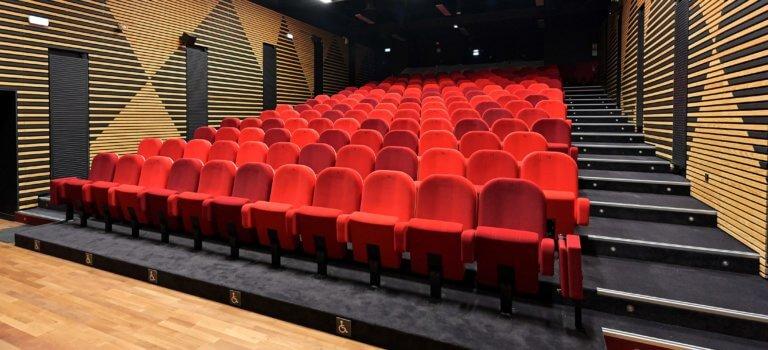 Le nouveau théâtre de Bry-sur-Marne en images