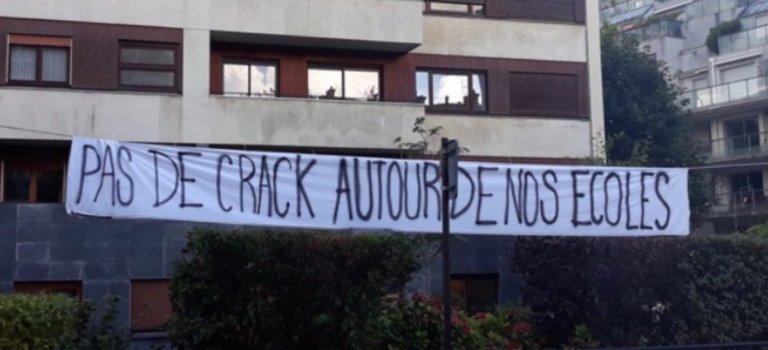 Les habitants de Pelleport vent debout contre le projet d'accueil d'usagers du crack