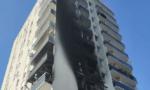 Alfortville: incendie d'appartement au Grand Ensemble, une blessée grave