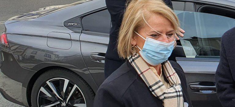 La ministre Brigitte Bourguignon vient soutenir les aidants à Villejuif et Ivry-sur-Seine