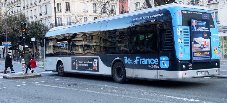 Transports en Ile-de-France: l'Etat prête 1 milliard d'euros pour compenser la crise Covid en 2021