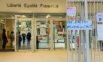 Alfortville: chaîne humaine à l'école Bérégovoy pour avoir des assistants handicap